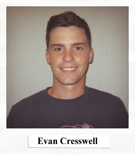 Evan Cresswell-Clay