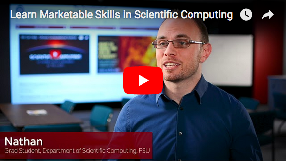 Learn Marketable Skills in Scientific Computing