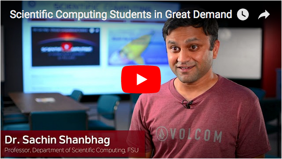 Scientific Computing Students in Great Demand